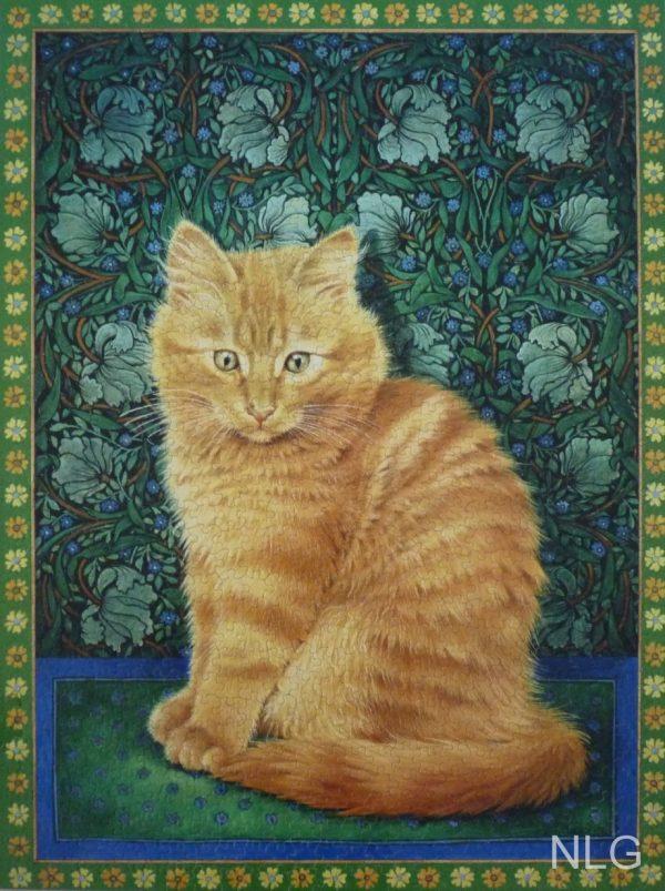 Ceaco - Ivory Cats - Dandelion