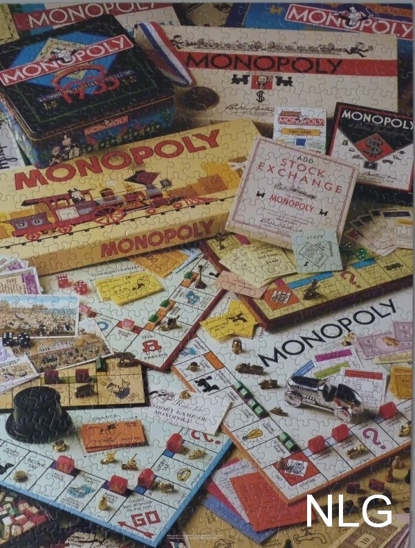 Parker Brothers - Monopoly through the Years